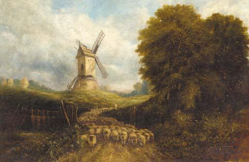 David Cox jnr. (1809-1885)