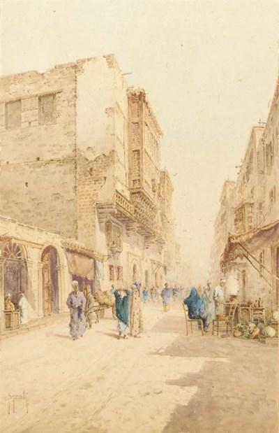 Spyridon Scarvelli (1868-1942)