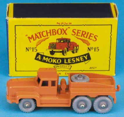 Lesney Matchbox 15 Atlantic Pr