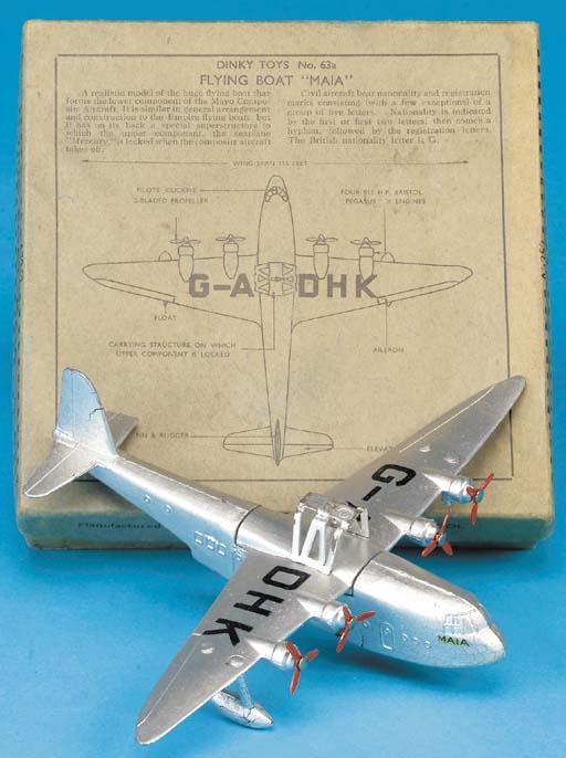 Dinky pre war Aircraft