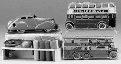 Pre war Dinky and other makes