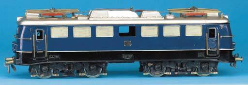 A Biaggi three rail electric DB Bo-Bo Electric  Locomotive No. E101321