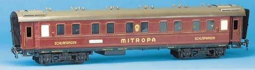 A Wilag Märklin-style 57cm. bo