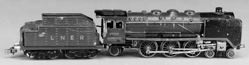 Märklin British export, 1937