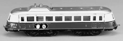 A  Märklin TWE700.1 Express Ra