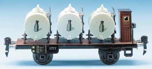 A Märklin 17770 Milk Transport