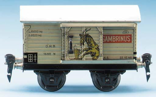 A  Märklin 1688N 'Gambrinus' B