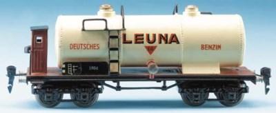 A  Märklin 18540L bogie 'Leuna