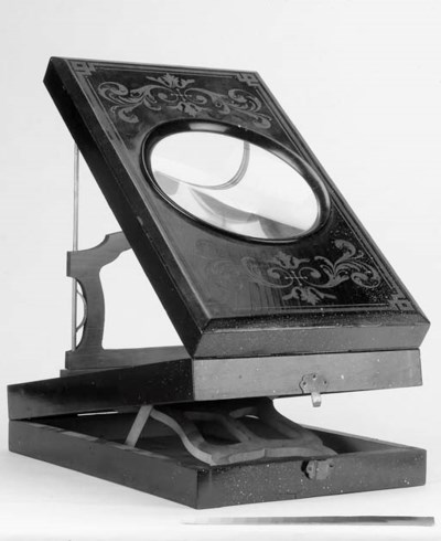GRAPHOSCOPE AND STEREO VIEWERS