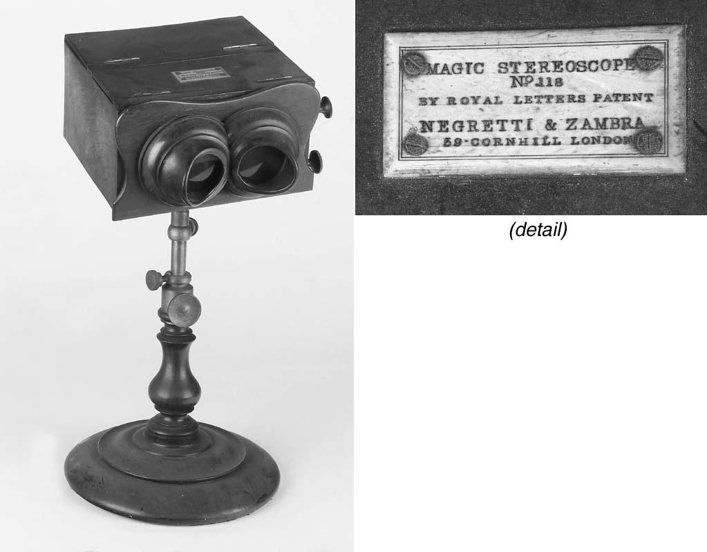 Magic stereoscope no. 118
