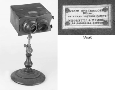 Magic stereoscope no. 118