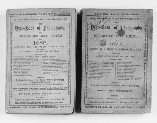 Year Book of Photography 1873-