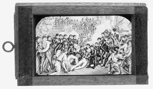 Death of Nelson slide