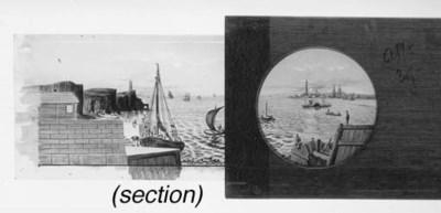 Eccentric movement panoramic s