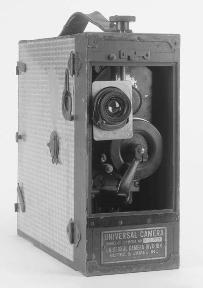 UNIVERSAL MOTION PICTURE CAMER