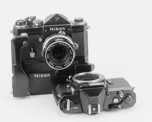 NIKON F NO. 7391605