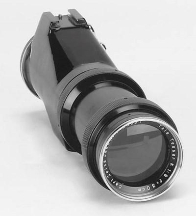 TELE-TESSAR K 30CM. F/8 NO. 14