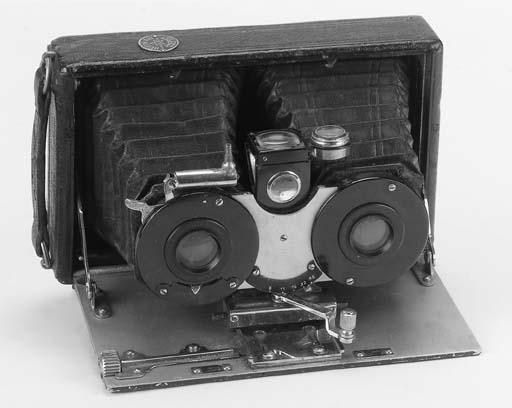 Ideal stereo camera no. 57019