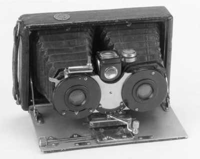 Ideal stereo camera no. 57019