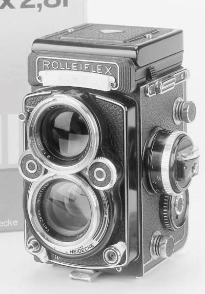 ROLLEIFLEX 2.8F NO. 2465045