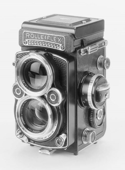 Rolleiflex Aurum no. 8300195