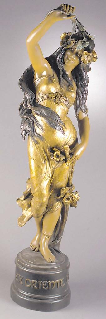 'EX ORIENT LUX' A GOLDSCHEIDER