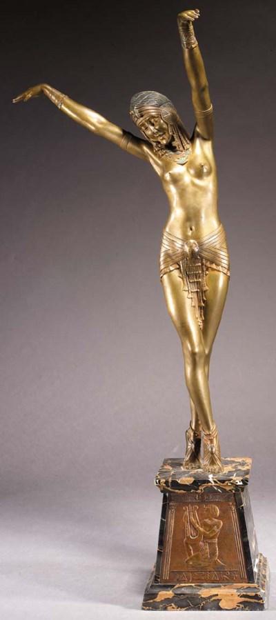 'EGYPTIAN DANCER'