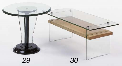 FONTANA ARTE OCCASIONAL TABLE