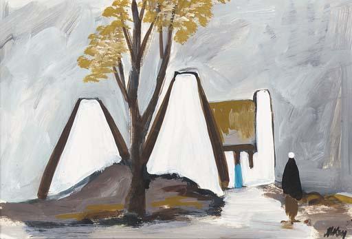 Markey Robinson (b.1918)