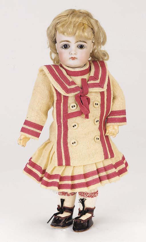 A Kestner 128 child doll