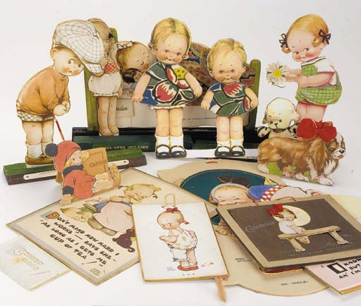 A collection of Mabel Lucie At