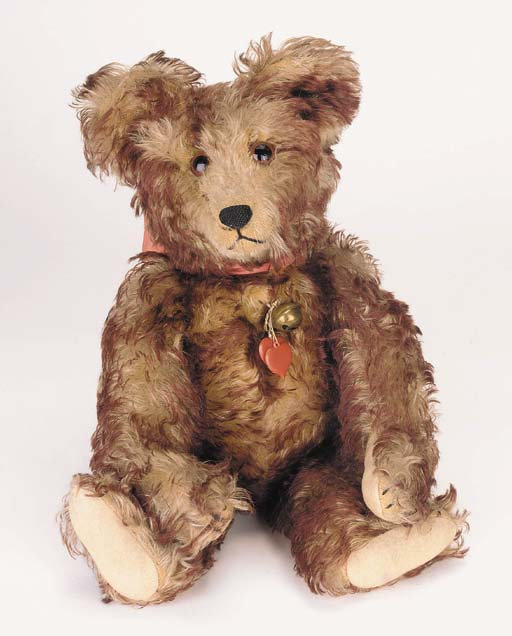 A fine Jopi musical teddy bear