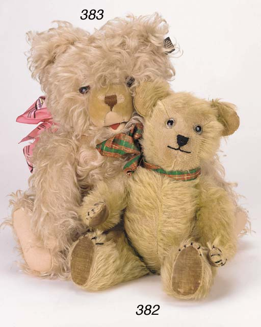 A SAF teddy bear