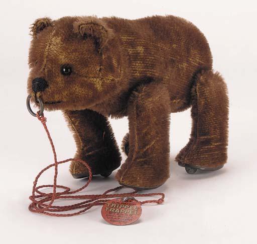 A Bing Trippel-Trappel Bear