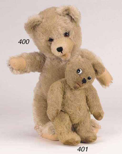 A Schuco bigo-bello teddy bear