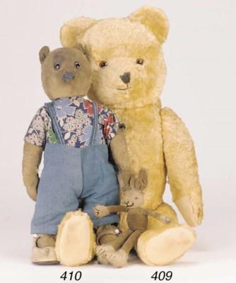 An English teddy bear