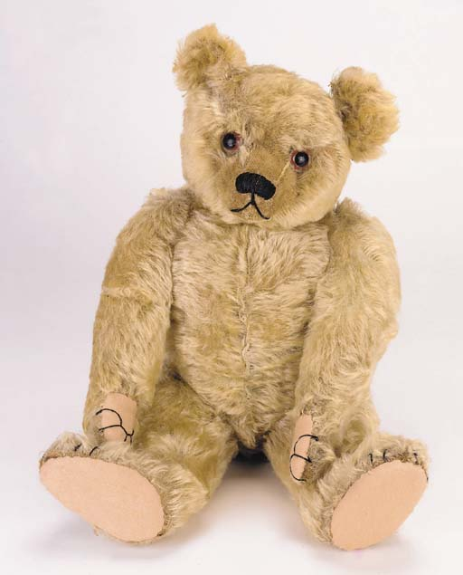 'Lawrence', a Farnell teddy be