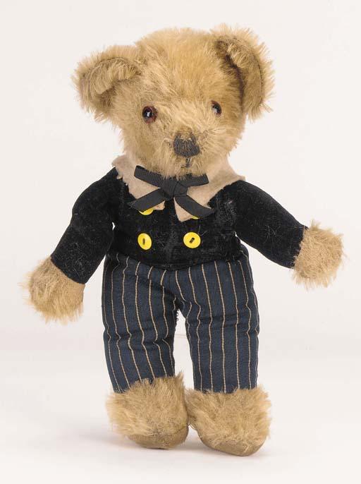 'Nicholas', a British dressed