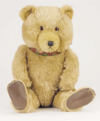 A Chiltern Tingaling teddy bea