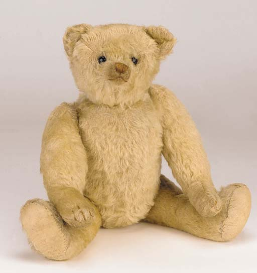 'Winston', a Bing teddy bear