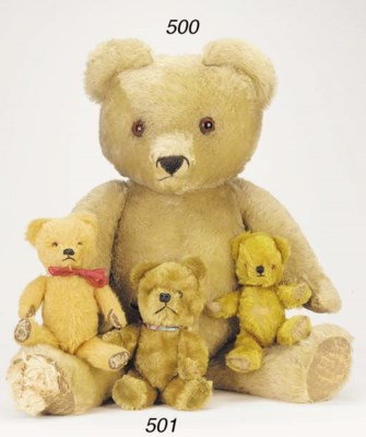 Post-war British teddy bears