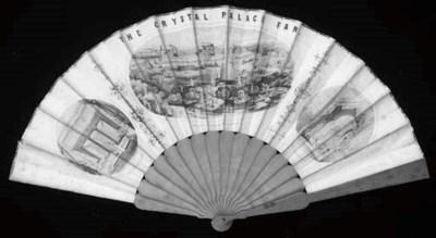 The Crystal Palace Fan, a prin