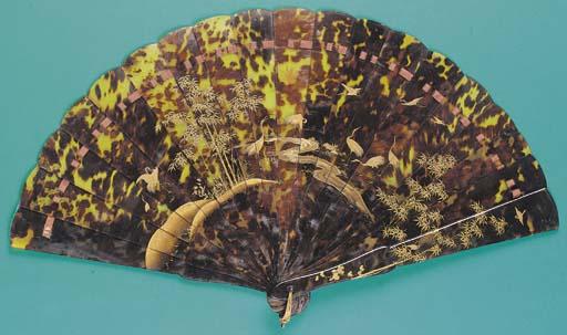 A fine Japanese tortoiseshell