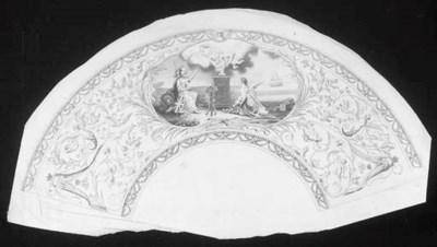 King George III, an unmounted