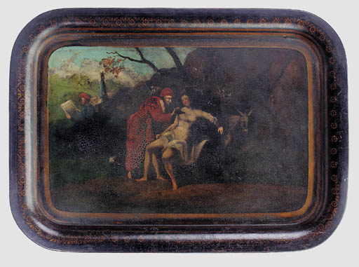 An early Victorian polychrome