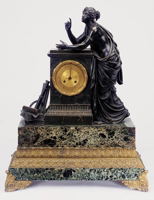 A Louis Philippe marmo verdi a