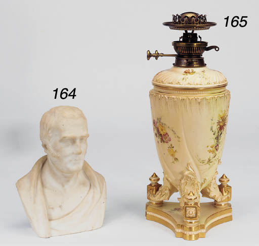 A Victorian Royal Worcester po