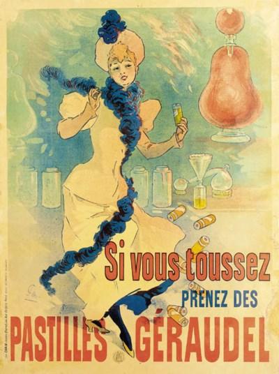 CHÉRET, Jules (1836-1932)