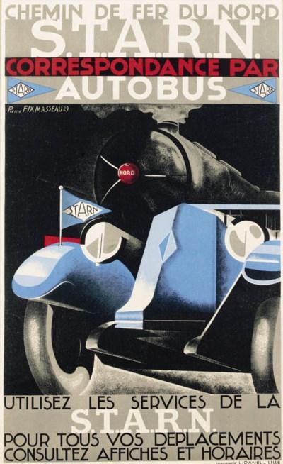 FIX-MASSEAU, Pierre (1905-1994