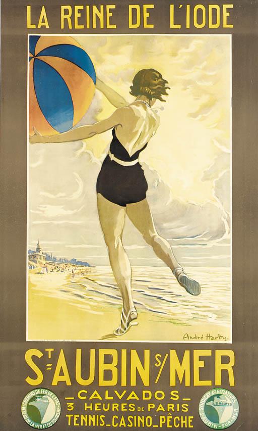 HARDY, André (1887-1988)